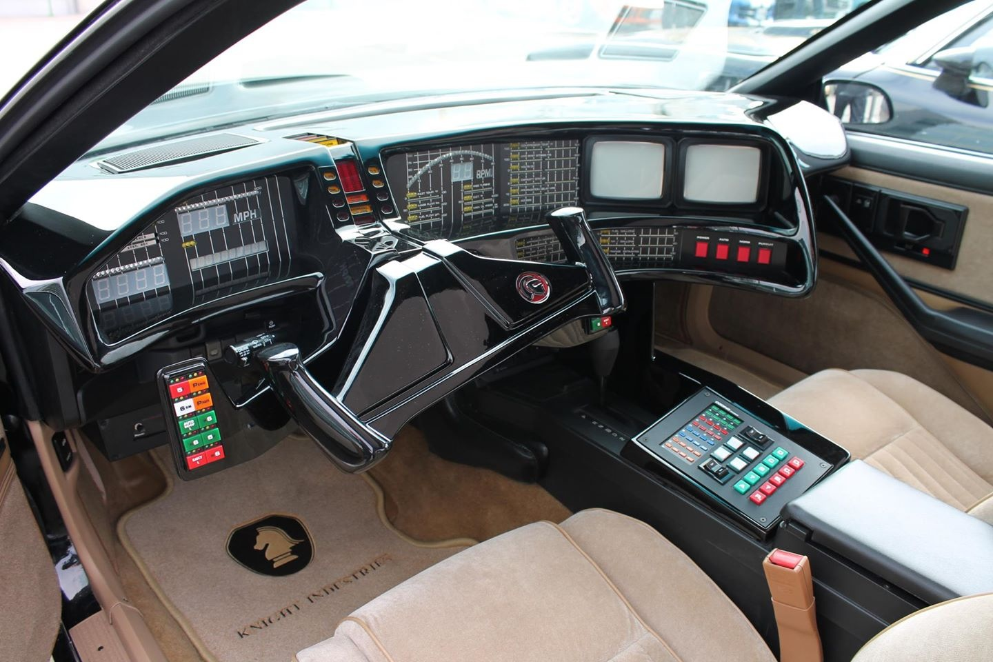 Knight Rider Car For Sale >> Knight Rider Store - Turnkey KITT Replica, Collectibles