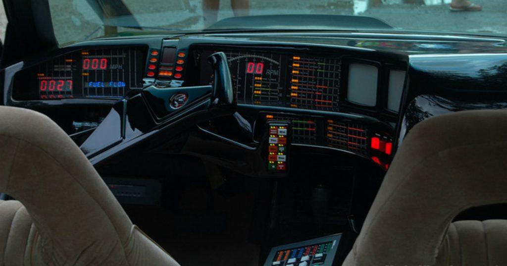 KITT Electronics set | Knight Rider Store