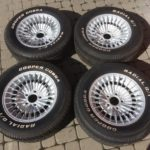 Pontiac Trans am wheels