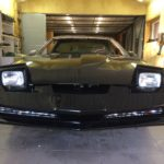 KITT front nose installed