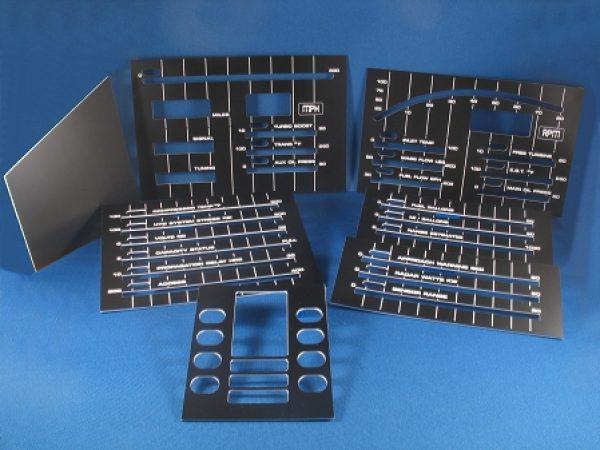 Kitt dashboard frames